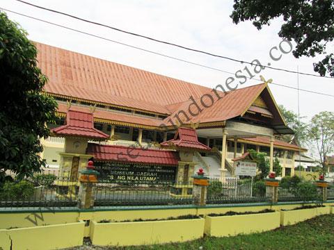 Museumindonesia Museum Nila Utama Pekanbaru Musium Kota