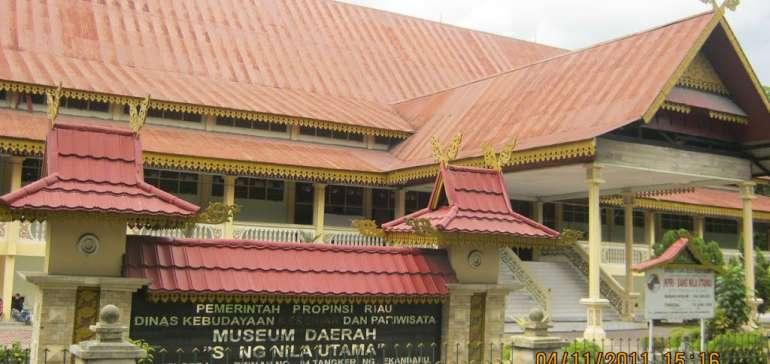 Pekanbaru Kekurangan Tenaga Spesialisasi Museum Musium Nila Utama Kota