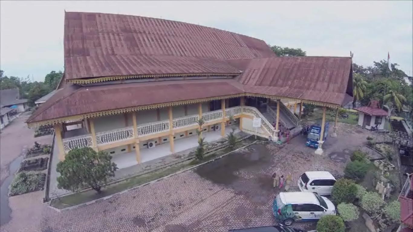 Sejarah Berdirinya Museum Daerah Riau Nila Utama Pekanbaru Musium Kota