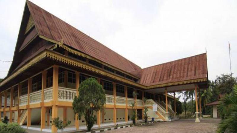 Share Loc Pelesiran Riau Jangan Lupa Mampir Museum Nila Https