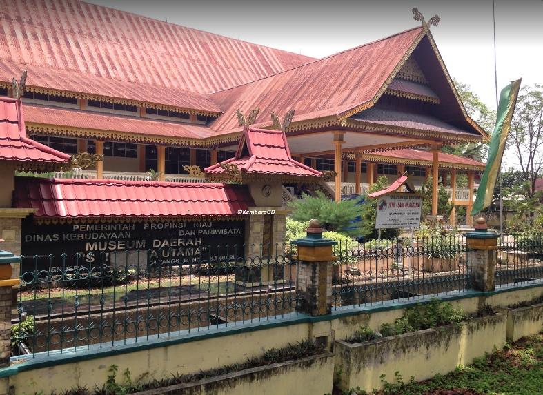 Tempat Wisata Kota Pekanbaru Riau Magazine Museum Nila Utama Musium