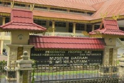 Tindak Lanjuti Hilangnya Koleksi Museum Nila Utama Dewan Riau Panggil