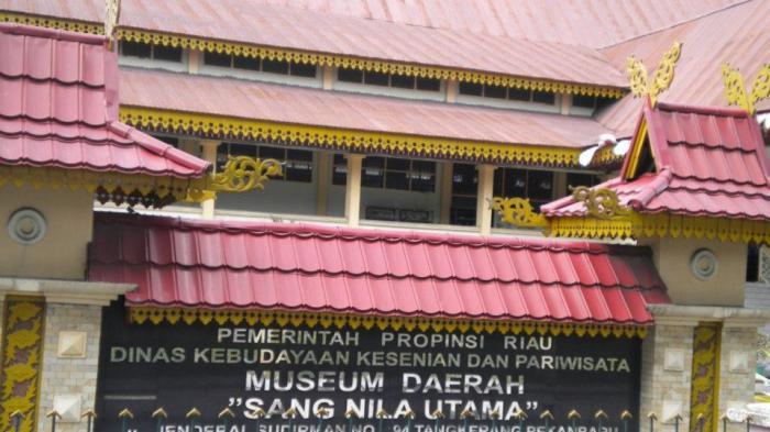 Wisata Sejarah Museum Nila Utama Pekanbaru Riau Berbagi Sepi Loh