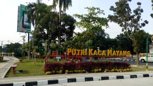 Jalan Pekanbaru Rezamanroe Weblog Rth Putri Kaca Mayang Kota