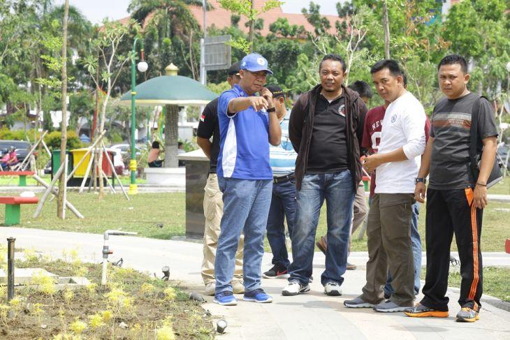 Kesal Rth Putri Kaca Mayang Dirusak Walikota Kota Pekanbaru