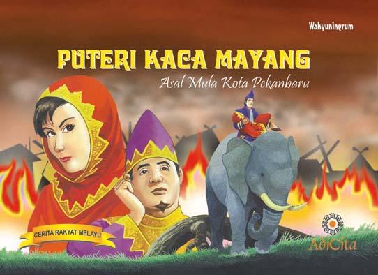 Puteri Kaca Mayang Jpg Rth Putri Kota Pekanbaru