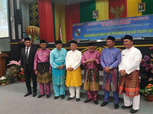 Putri Kaca Mayang Tunjuk Ajar Integritas Resmi Dibuka Rth Kota