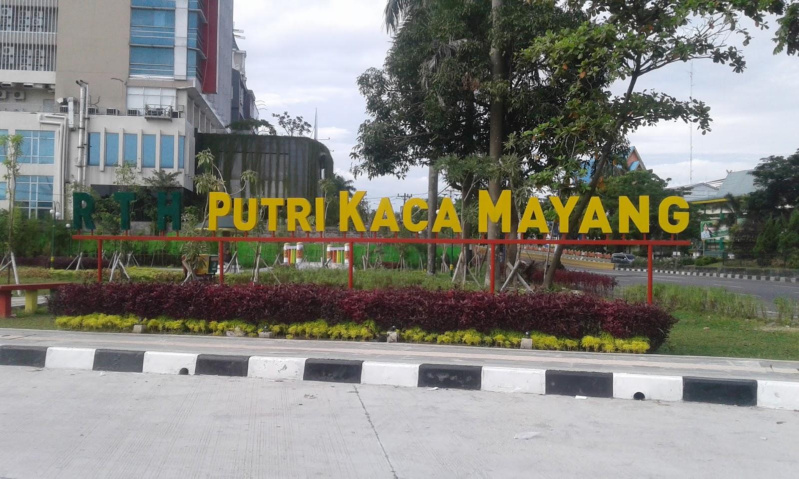 Taman Rth Putri Kaca Mayang Alamatpekanbaru Kota Pekanbaru