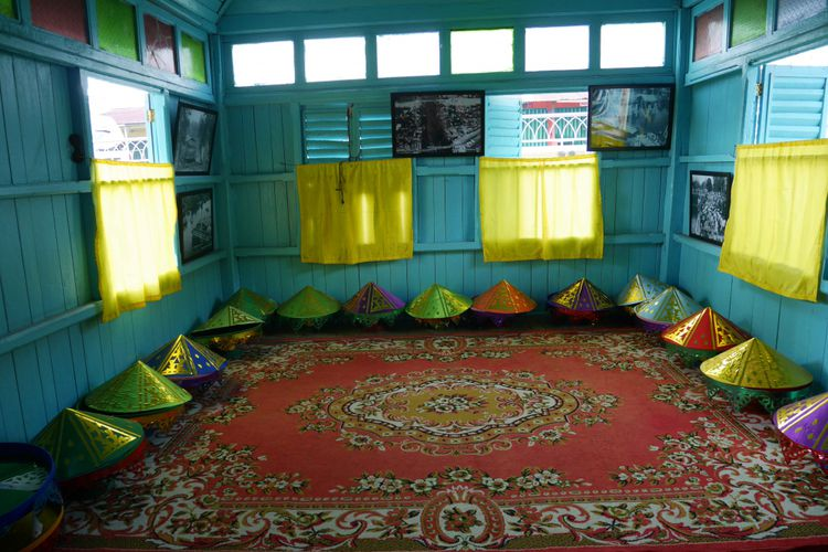 5 Spot Instagramable Sekitar Rumah Singgah Sultan Siak Pekanbaru Kampung