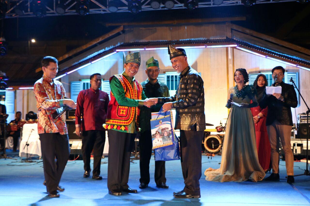 Detakriau Walikota Pekanbaru Pandu Dinner Peserta Apeksi Rumah Singgah Tuan