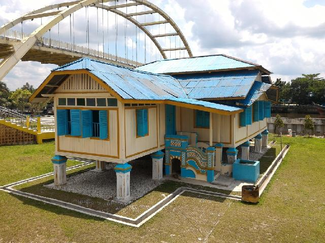 Disbudpar Kota Pekanbaru Berupaya Melindungi Warisan Budaya Punya Tim Cagar