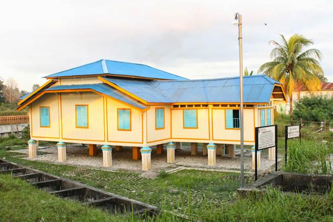 Goriau Pemko Pekanbaru Bangun Taman Rumah Singgah Https Www Assets