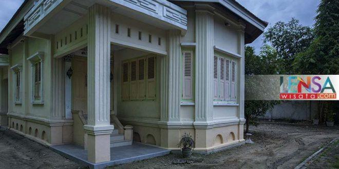 Jejak Sejarah Pekanbaru Tempo Dulu Lensawisata Istana Hinggap Rumah Singgah