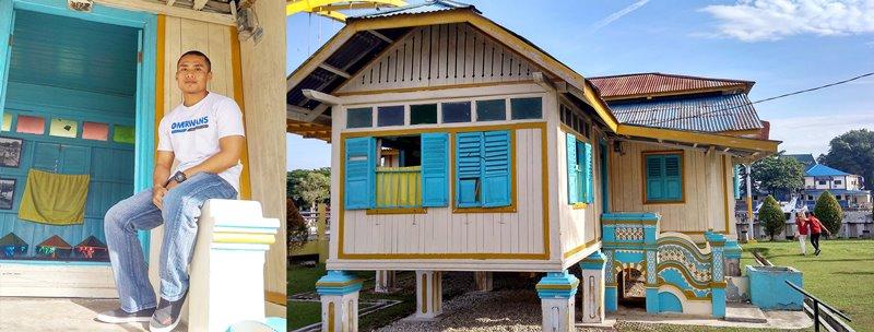 Liburan Pekanbaru Yuk Jelajah 9 Objek Wisata Sejarah Rumah Singgah