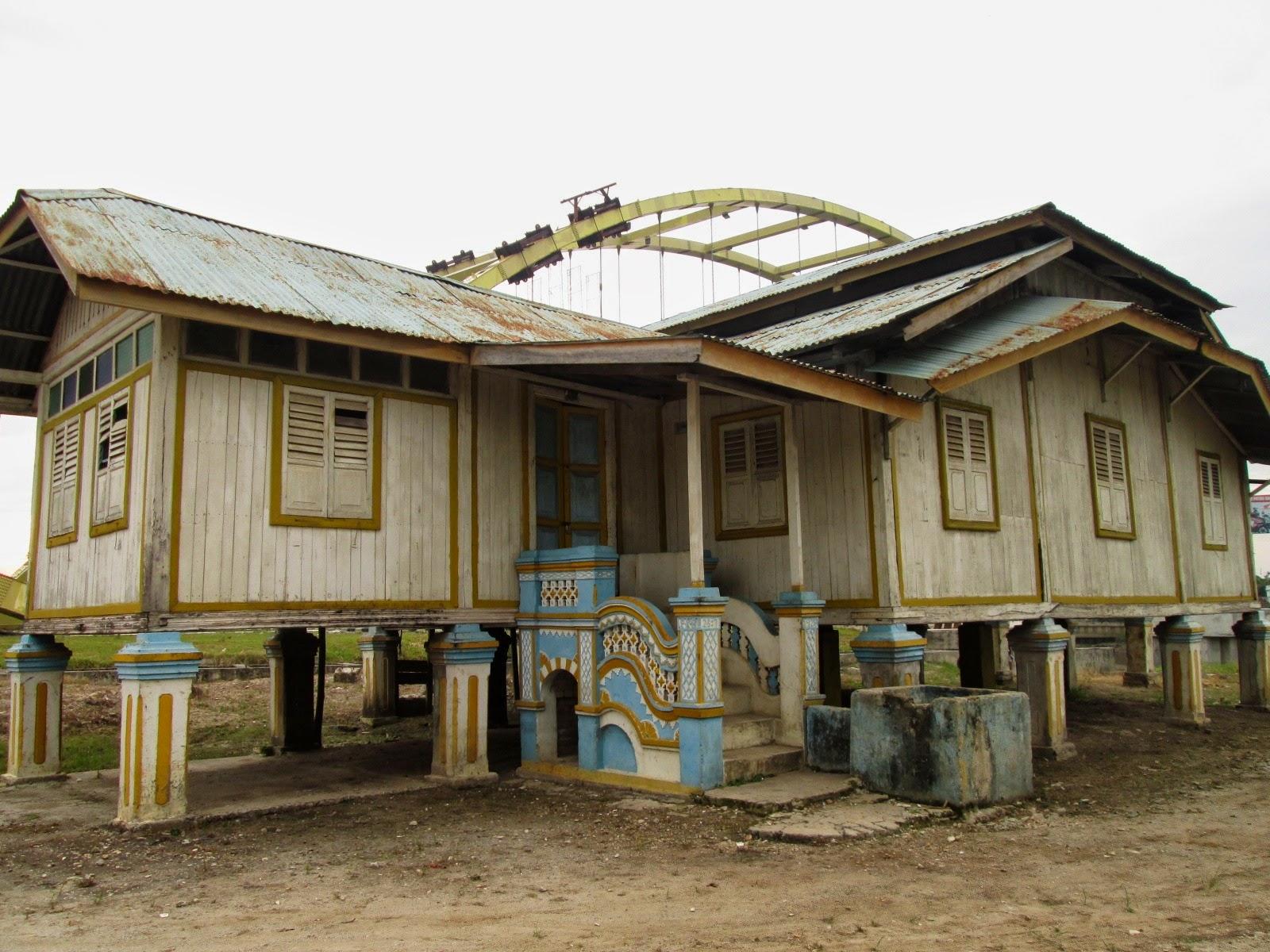 Meity Intan Suryadi Warisan Melayu Kampung Bandar Senapelan Rumah Singgah