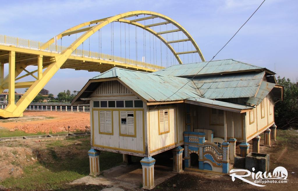 Menelusuri Jejak Pekanbaru Riau Daily Photo Posisi Rumah Tepat Berada