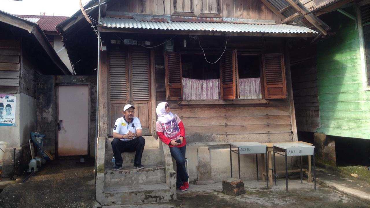Mengenal Jejak Sejarah Pekanbaru Kawasan Senapelan Rumah Pingit Salah Satu