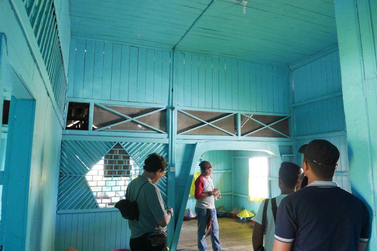 Mengintip Rumah Singgah Sultan Siak Kota Pekanbaru Kompas Kampung Bandar
