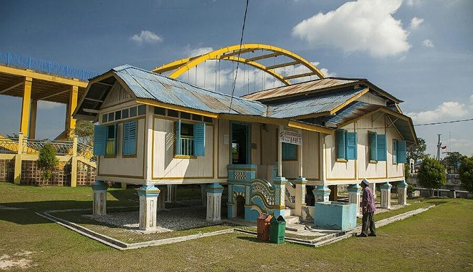 Menyelami 6 Lokasi Bersejarah Lewat Pekanbaru Heritage Walk Traveling Yuk