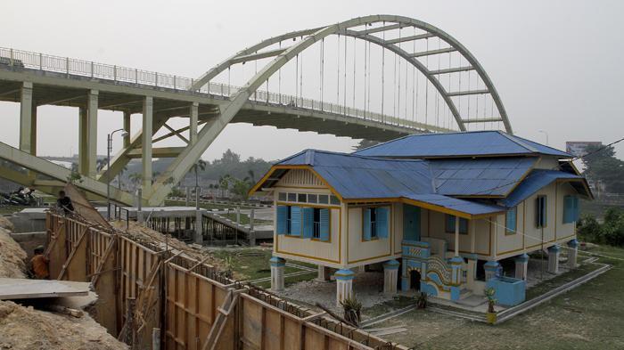 Pekanbaru Heritage Walk Telusuri Jejak Sejarah Kota Rumah Singgah Tuan