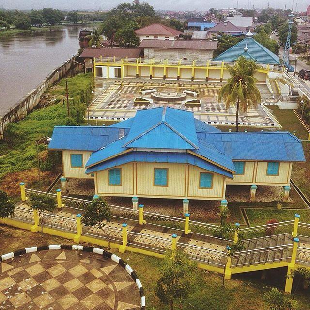 Rumah Singgah Dibangun Sebagai Alternatif Tempat Bersantai Taman Tuan Kadi