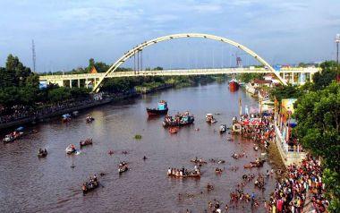 Rumah Singgah Sultan Tepian Sungai Siak Pekanbaru Mulai Diminati Potretnewscom