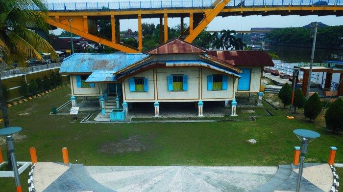 Rumah Singgah Tuan Kadi Hunian Bersejarah Pekanbaru Berpindah Tangan Kota