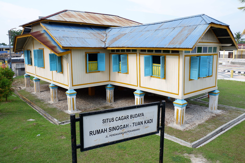 Segenggam Cerita Pekanbaru Jamalsgetaway Rumah Singgah Tuan Kadi Kota