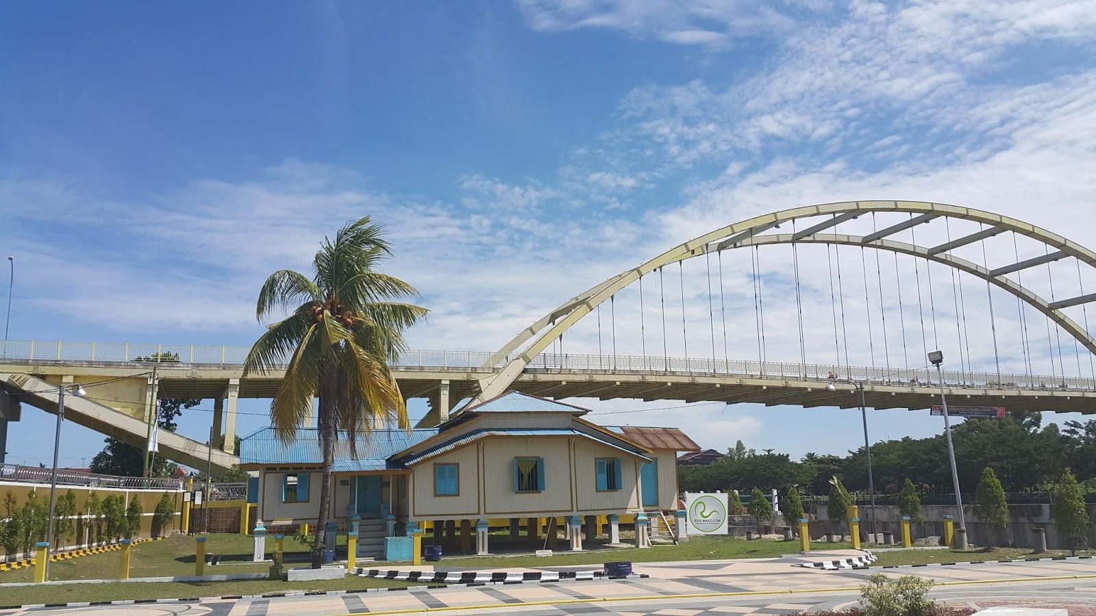 Sejarah Rumah Tuan Qadi Singgah Sultan Siak Kampung Bandar Senapelan