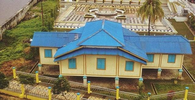Situs Cagar Budaya Pekanbaru Rumah Singgah Tuan Kadi Kota