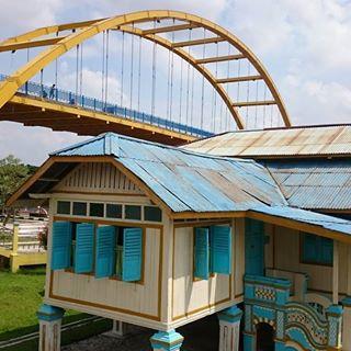 Tag Jembatanleighton Instagram Pictures Instarix Rumah Singgah Tuan Kadi Pekanbaru