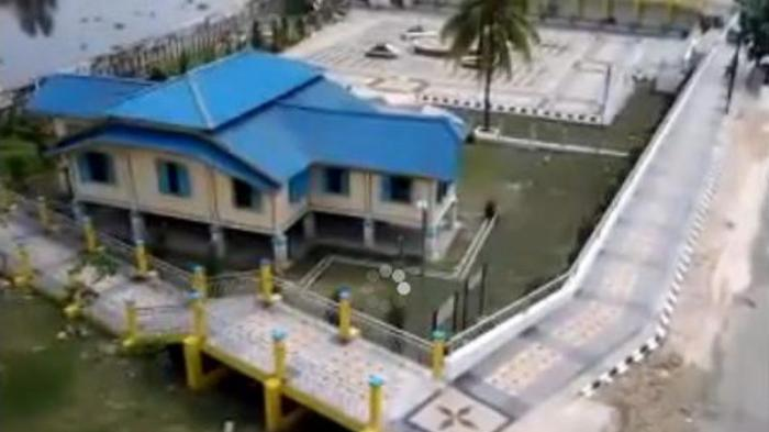 Video Kawasan Rumah Tuan Kadi Semakin Indah Tribun Pekanbaru Singgah