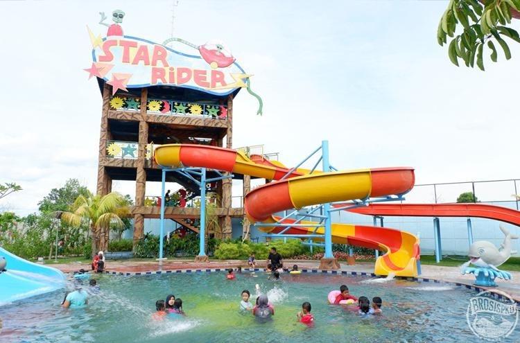 3 Waterpark Pekanbaru Tempat Rekreasi Air Seru Brosispku Cerita Lihat