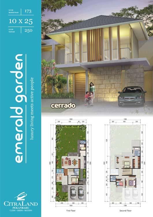 Citraland Clean Green Modern Segera Dapatkan Lokasi Terbaik Pekanbaru Booking