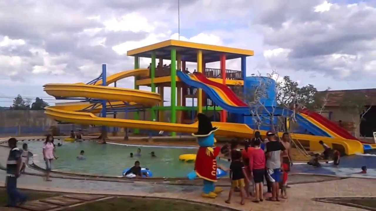 Citraland Waterpark Kendari Youtube Taman Air Kota Pekanbaru