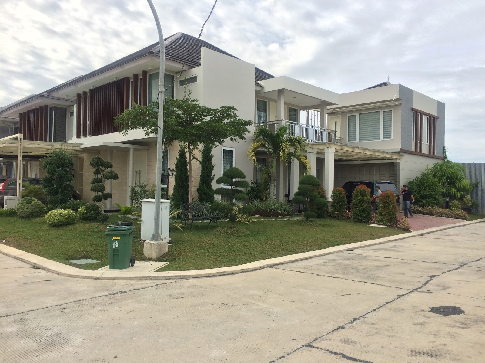 Dijual Rumah Mewah Hook Komplek Citraland Pekanbaru Property Harga Jual