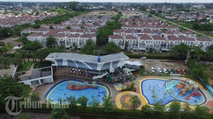 Foto Drone Wahana Air Fitcentrum Citraland Celebes Tribun Timur Taman