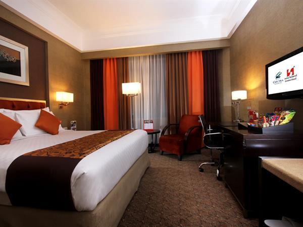 Hotel Ciputra Semarang Book Direct Save Taman Air Citraland Kota
