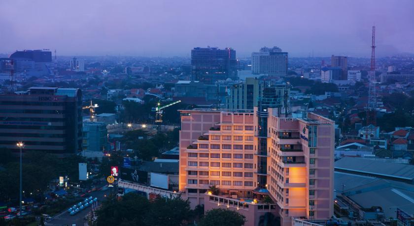 Hotel Ciputra Semarang Prices Photos Reviews Address Indonesia Time Travel