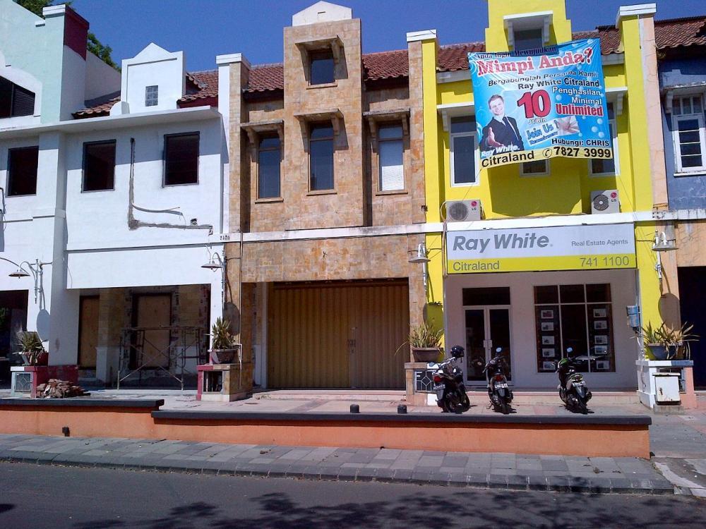 Ruko Dijual Taman Gapura Citraland Rumah Surabaya 8 Air Kota