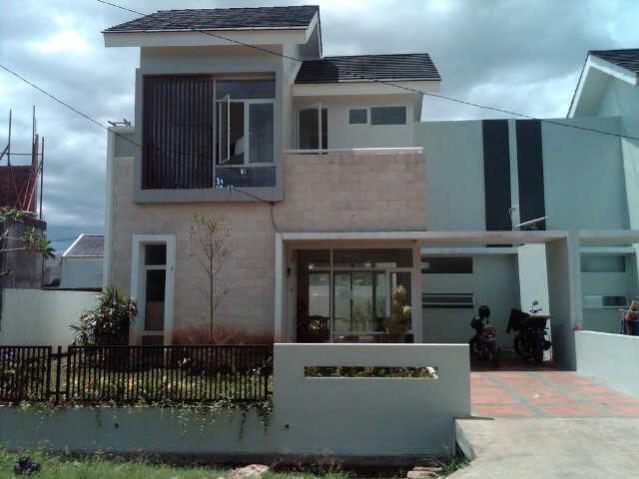 Rumah Dijual 2 Lantai Tipe 102 200 Citragarden Ciputra Pekanbaru
