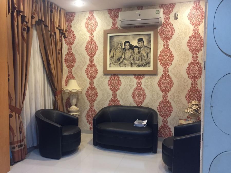 Rumah Dijual Citraland Lengkap Furniture Elektronik Didalamnya Taman Air Kota