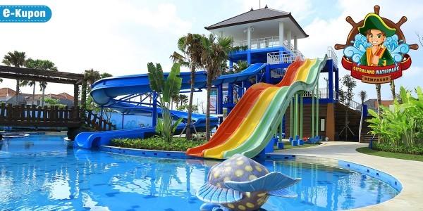 Tiket Masuk Citraland Waterpark Diskon 40 Bali Taman Air Kota