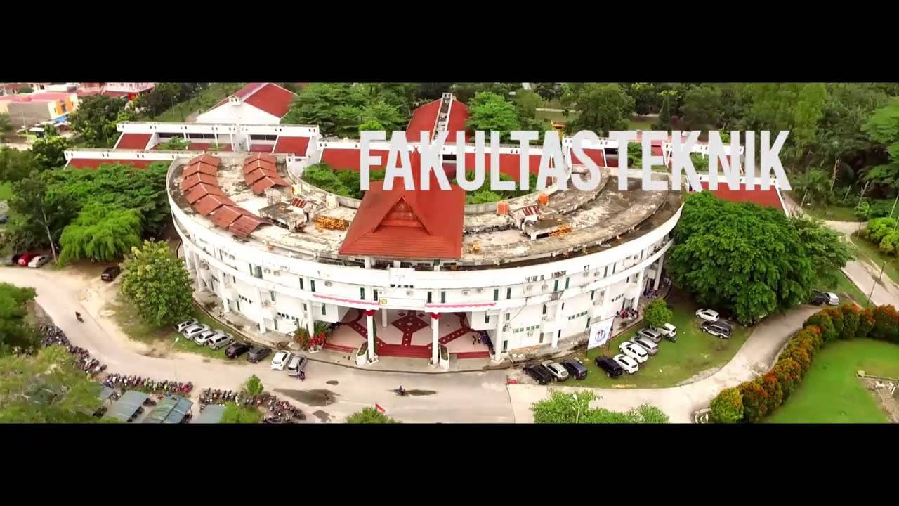 Profile Universitas Riau Kampus Taman Green Campus View Phantom 3