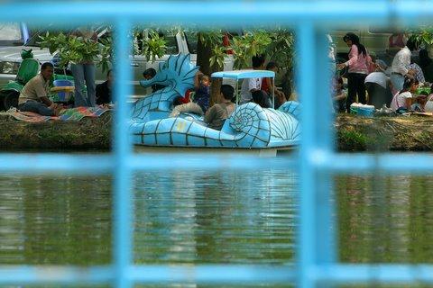 01 Maret 2012 Sukardidotnet Daftar Wisata Pekanbaru Riau Tugu Ikan