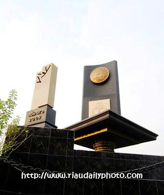 Monument Statue Indonesia Skyscrapercity Http Www Riaudailyphoto 2011 0 Pekanbaru