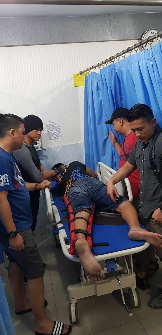 Riauaktual Kota Bertuah Digerebek Polisi Pengedar Pekanbaru Lompat Lantai 3