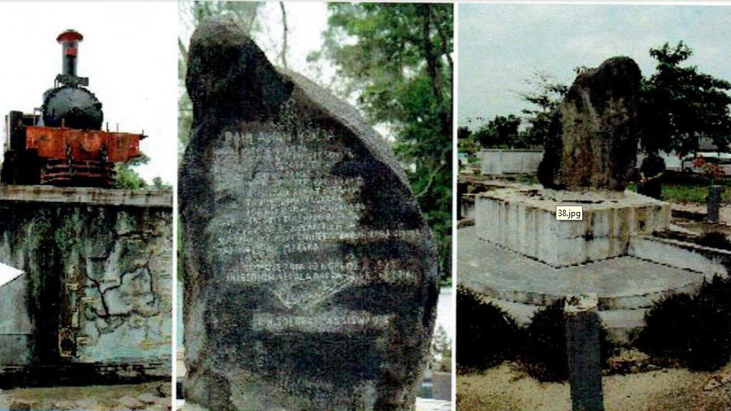26 Lokasi Bersejarah Kota Pekanbaru Wisata Riau Sejarah Taman Makam