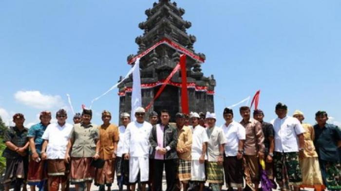 Enam Nama Tugu Pahlawan Klungkung Tribun Bali Kerja Kota Pekanbaru