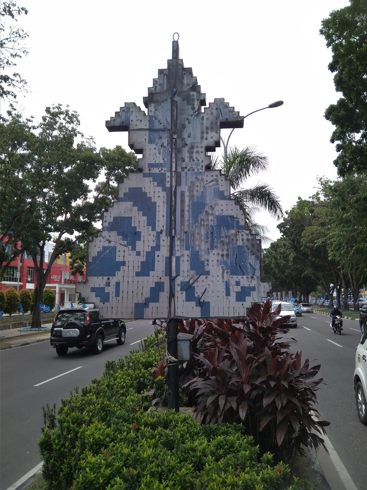 Generasi Pucuk Rebung Warisan Budaya Melayu Riau Icons Tugu Tersebut